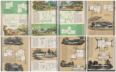 Hb House Beautiful House Plans Win 1986 Atomic Ranch Mid Century Modern Colonial