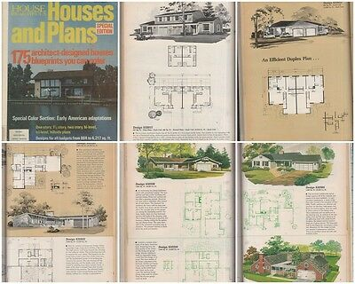 Hb House Beautiful House Plans Win 1983 Atomic Ranch Mid Century Modern Colonial