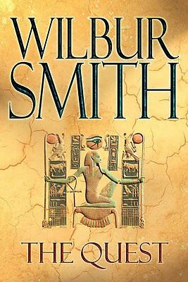 The Quest (Traveller's Hardback Edition),Wilbur Smith