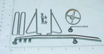 Ohlsson & Rice Tether Car Racer Replacement Parts Set