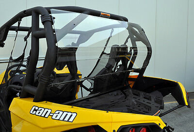 New Can Am Maverick Commander Rear Window Shield Back Panel Brp Canam 2014 Up