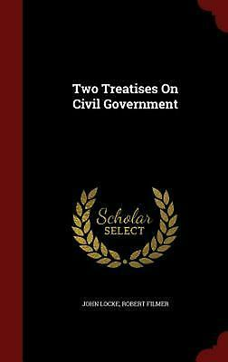 NEW TWO Treatises On Government Locke Library Of American Freedoms