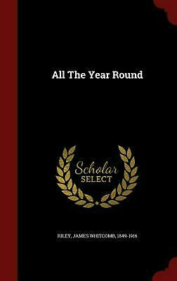 All the Year Round (English) Hardcover Book Free Shipping!