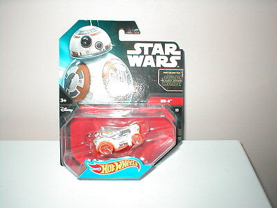 Star Wars Hot Wheels Bb-8