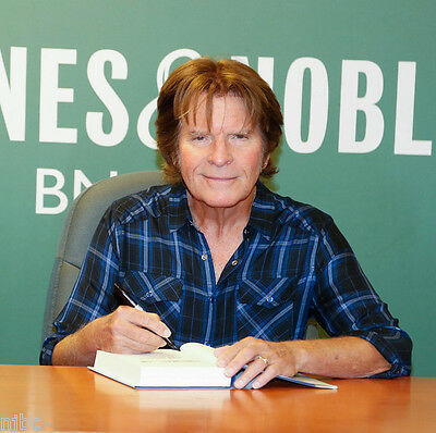"""John Fogerty Signed Brand New Hardcover Book 1/1 """"fortunate Son"""" With 10 Photos"""