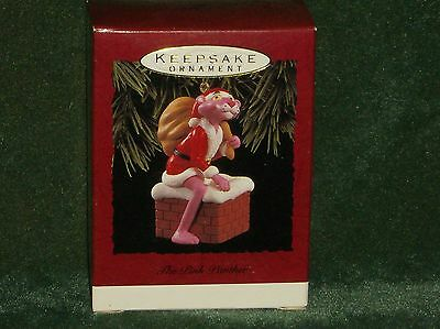 Hallmark 1993 The Pink Panther Ornament - NEW  (BIN #2)