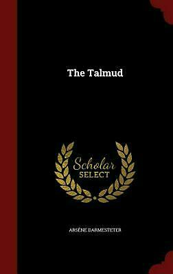 The Talmud by Arsene Darmesteter (English) Hardcover Book Free Shipping!