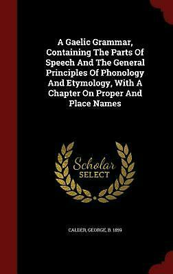 A Gaelic Grammar, Containing the Parts of Speech and the General Principles of P