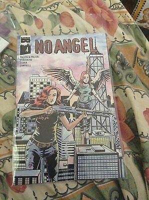 No Angel Issue #04 Brand New Condition - Black Mask Comics