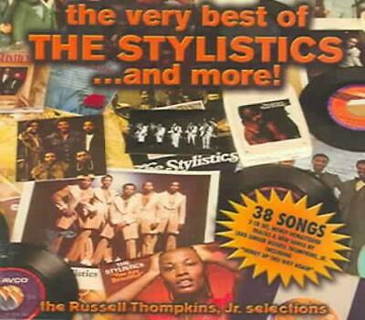 The Stylistics - The Very Best Of The Stylistics...and More! New Cd