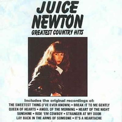 Juice Newton - Greatest Country Hits New Cd