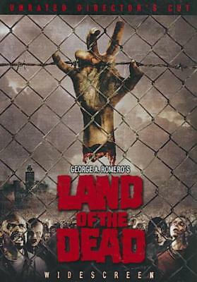 George A. Romero's Land Of The Dead New Dvd
