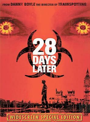 28 Days Later New Dvd