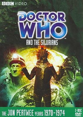 Doctor Who - The Silurians Used - Very Good Dvd