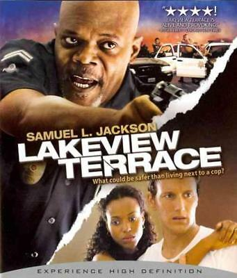 Lakeview Terrace New Blu-Ray