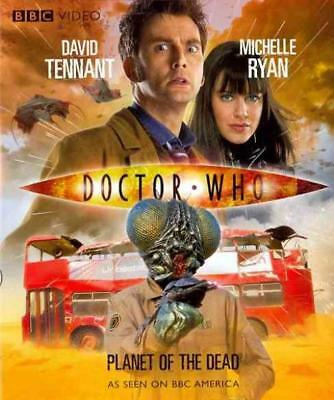 Doctor Who: Planet Of The Dead New Blu-Ray