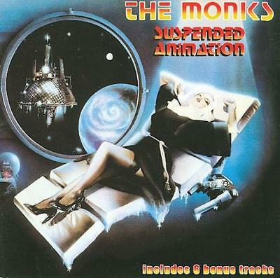 The Monks - Suspended Animation * New Cd
