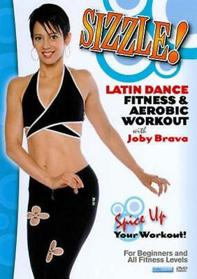 Sizzle!: Latin Dance Fitness And Aerobic Workout New Dvd