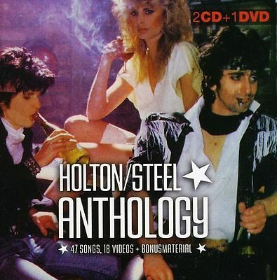 Gary Holton/casino Steel - Anthology Used - Very Good Cd