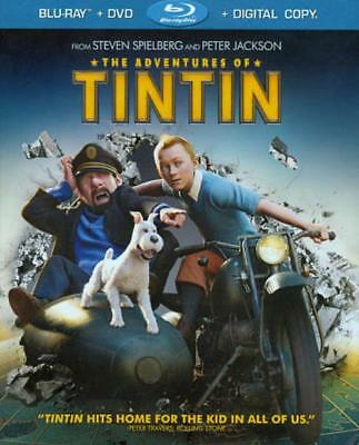 The Adventures Of Tintin: The Secret Of The Unicorn Used - Very Good Blu-Ray/Dvd