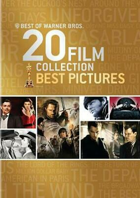 Best Of Warner Bros.: 20 Film Collection - Best Pictures Used - Very Good Dvd