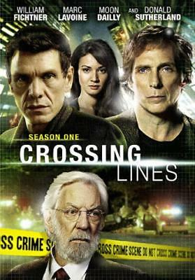 Crossing Lines New Dvd