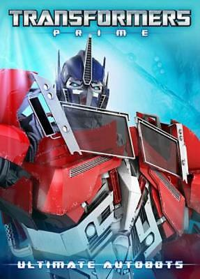 Transformers Prime: Ultimate Autobots New Dvd