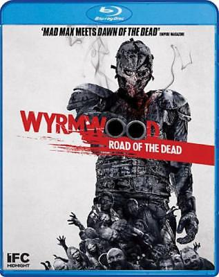 Wyrmwood: Road Of The Dead New Blu-Ray