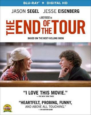 The End Of The Tour New Blu-Ray