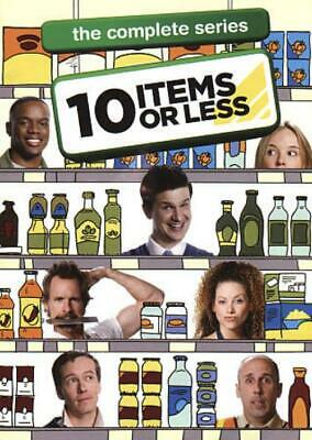 10 Items Or Less: The Complete Series New Dvd