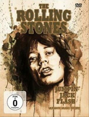 The Rolling Stones: Jumpin' Jack Flash - Ultimate Music Story New Dvd