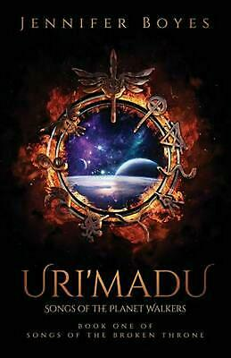 Uri'Madu: Song of the Planet Walkers by Jennifer Boyes (English) Paperback Book