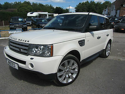 Land Rover Range Rover Sport 4.2 V8 Supercharged auto 2008MY HSE
