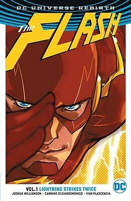 The Flash Vol 1. Lightning Strikes Twice (DC Rebirth) TPB