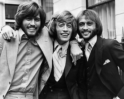 "Bee Gees 10"" x 8"" Photograph no 44"