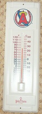 Los Angeles Angels / Adohr Farms Thermometer - Sport & Dairy collectable - MINT