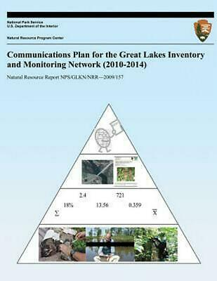 Communications Plan for the Great Lakes Inventory and Monitoring Network (2010-2
