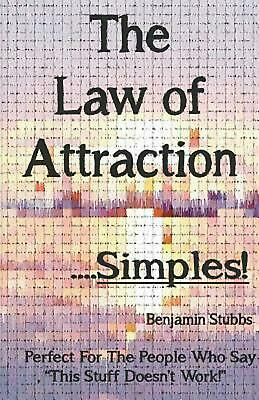 The Law of Attraction.......Simples by Benjamin Stubbs (English) Paperback Book