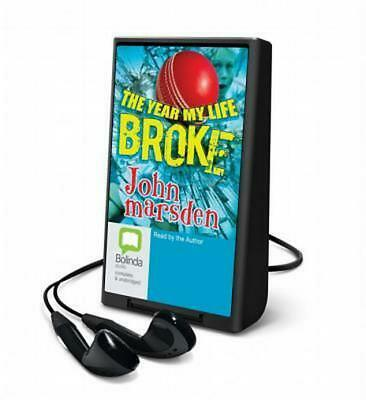 The Year My Life Broke by John Marsden (English) Free Shipping!