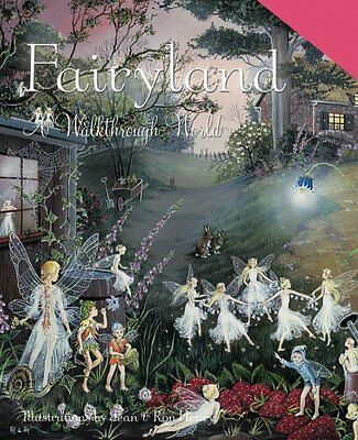 Fairyland: A Walkthrough World (Carousels),Jean Henry,Ron Henry