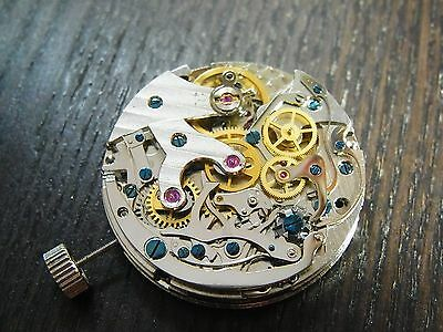 Seagull manual Winding 3 register chronograph TY2903 - ST1903 movement Ф31.3mm