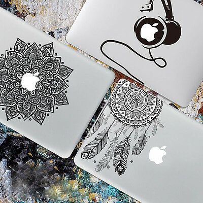"Vinyl Sticker Laptop Decal Skin For Apple Macbook Air/Pro/Retina 11"" 12"" 13"" 15"""
