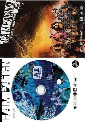CAMPAIGN 1 and 2 (Special 4 disc Pack) - Taylor Steele Film - SURF DVDs
