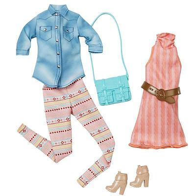 Barbie - Fashion & Accessories Set for Barbie Doll - Street Look