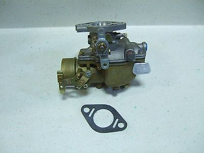"NEW Zenith Carburetor Common 2-11/16"" Case IH Oliver Ford Massey Made in USA"