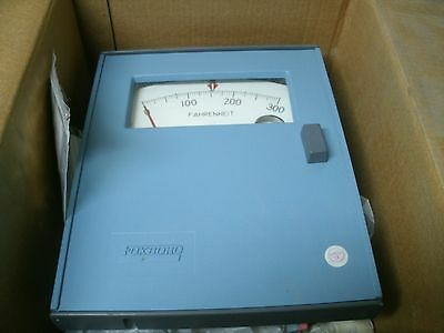 Foxboro Pneumatic Temperature Controller Servo Element 43Ap-Fa42D/esq29Fn Reman