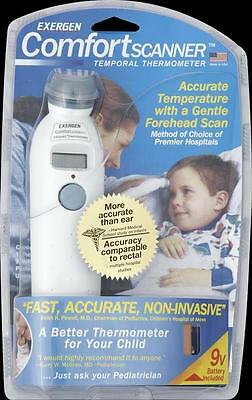 Exergen TAT-2000C Comfort Scanner Temporal Thermometer  New!! Free Shipping!