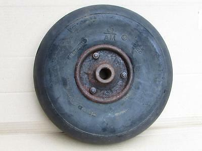 Wwii Air Ministry Raf Military Aircraft Wheel Tyre Spitfire Hurricane 6 Ply