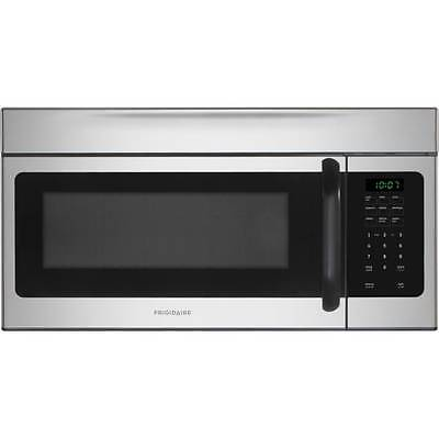 Frigidaire FFMV162L Stainless Steel 1.6 Cubic Foot Over-The-Range Microwave