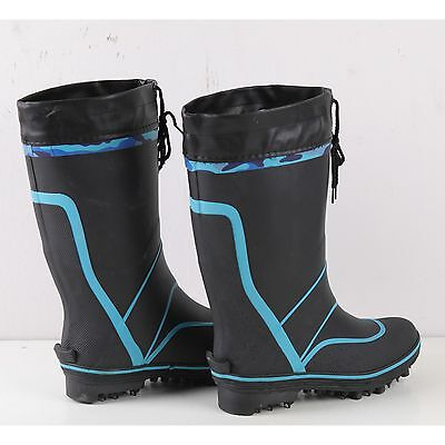 Fishing Boots Shoes Wading Anti-Skid Bottom Rain Boots Fishing Boots Waterproof